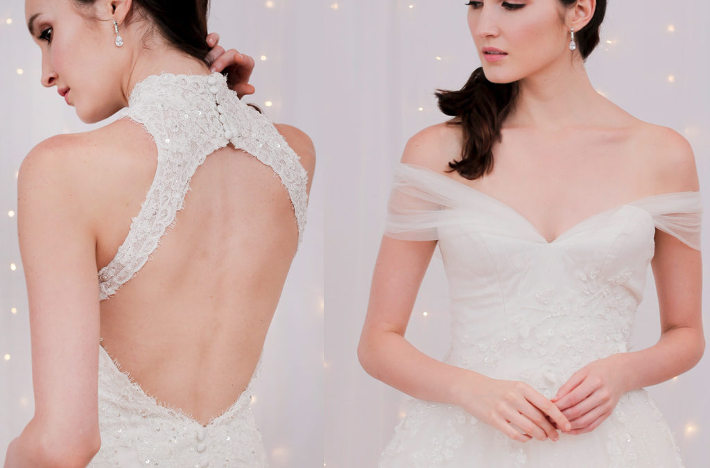 Wedding Gown Rental: Top-rated Wedding Gown Necklines for Rental in Singapore