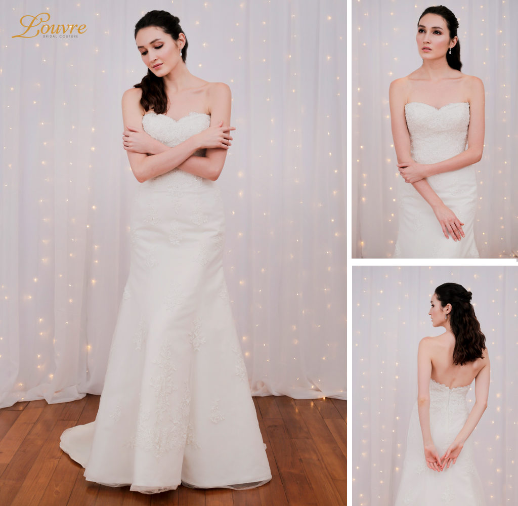 Wedding Gowns To Rent: Wedding Gown Rental: Top-rated Wedding Gown Necklines For