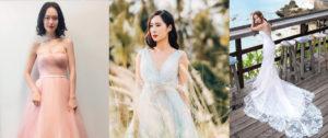 Fiona Fussi, Paige Chua, Beatrice Tan