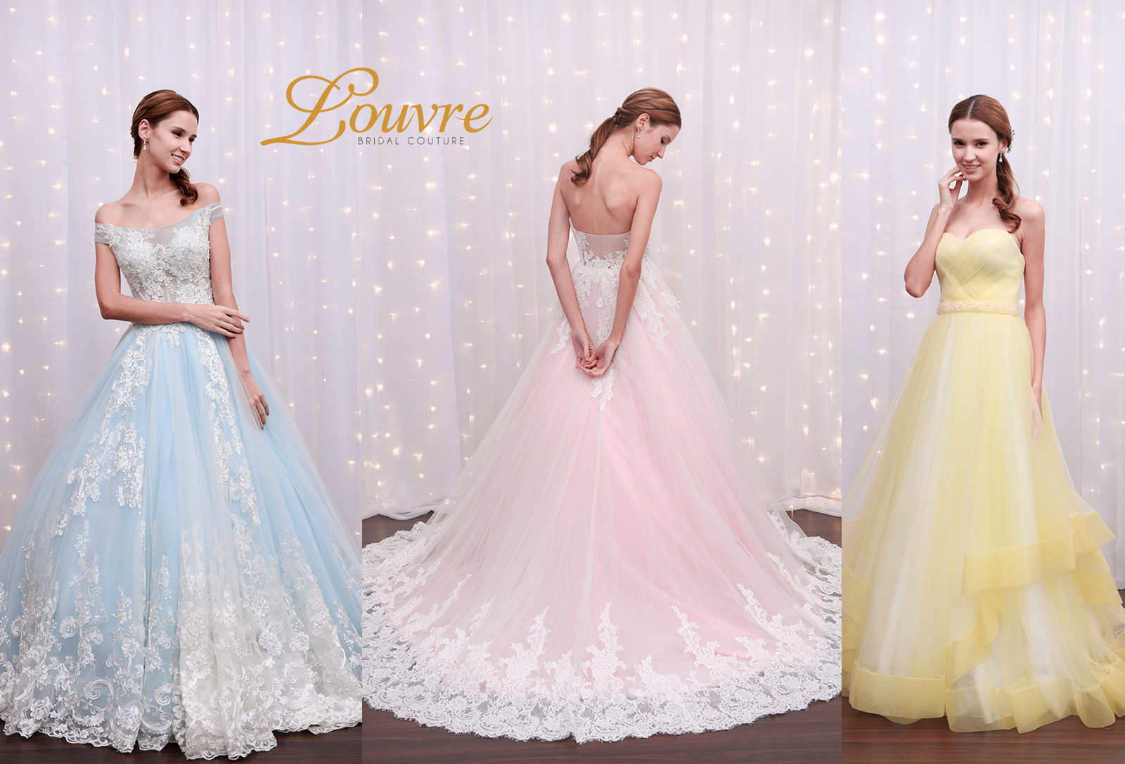 Bridal Gown: Disney Princess Inspired Gowns for Rent in Singapore