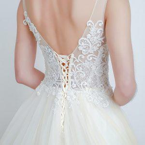 Bespoke bridal-dresses Singapore--Louvre Bridal