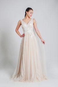 romantic bridal gowns -- Louvre Bridal