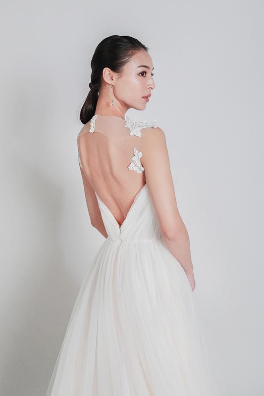 wedding gowns rental Singapore -- Louvre Bridal