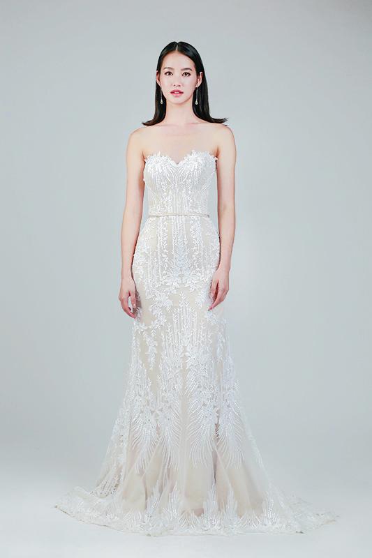wedding gowns rental -- Louvre Bridal