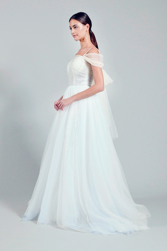dreamy wedding gowns -- Louvre Bridal