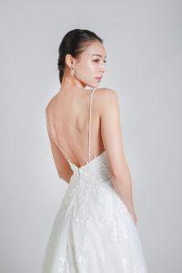 rent a line wedding gown Singapore -- Louvre Bridal