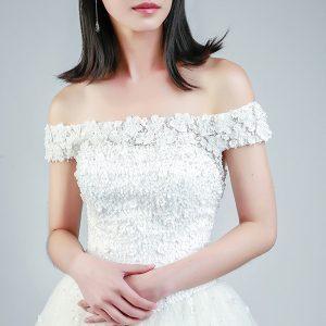 designer bridal gowns -- Louvre Bridal