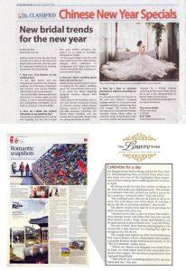 Louvre Bridal review -- Louvre Bridal