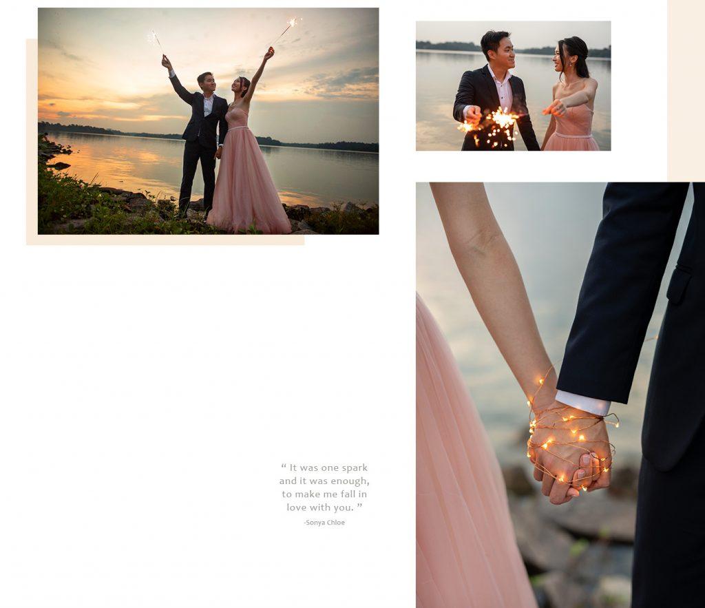 Singapore pre wedding-photo shoot -- Louvre Bridal