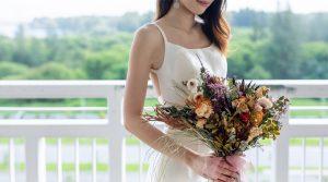 wedding dress Singapore -- Louvre Bridal